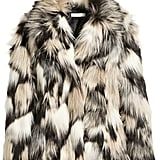 Faux-Fur Jacket  ($99)