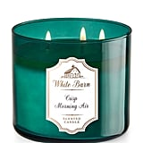Crisp Morning Air candle ($25)