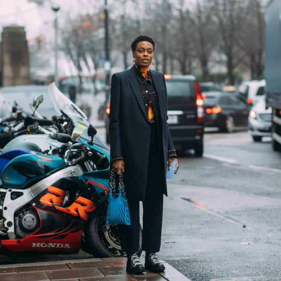 Street Style at London Fashion Week Fall 2018