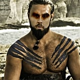 Khal Drogo might be Cage's best look yet.