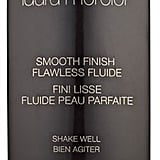 Laura Mercier Smooth Finish Flawless Fluide Foundation ($48), comes in 24 shades.