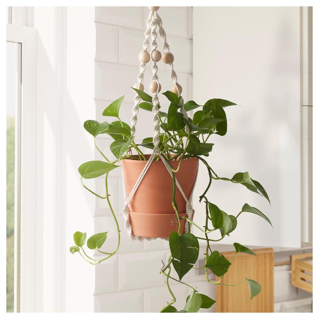 Användbar Hanging Plant Holder