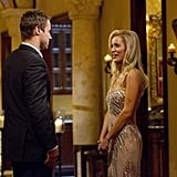 Aaron and Emily Maynard on The Bachelorette.