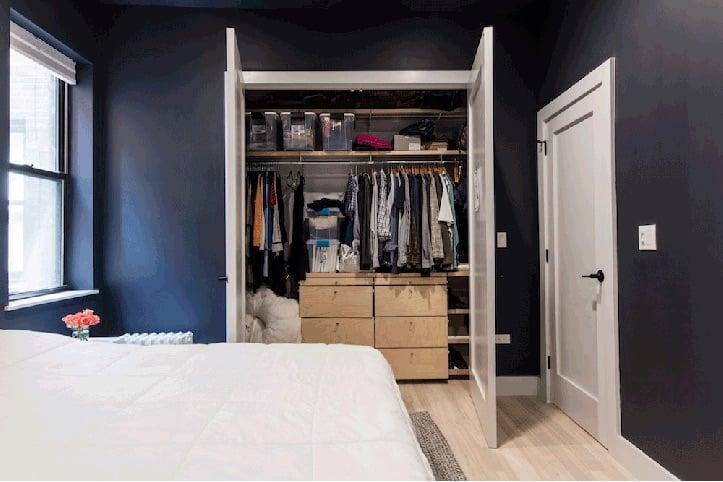 Master Bedroom Closet | Best Closets 2019 | POPSUGAR Home Photo 16