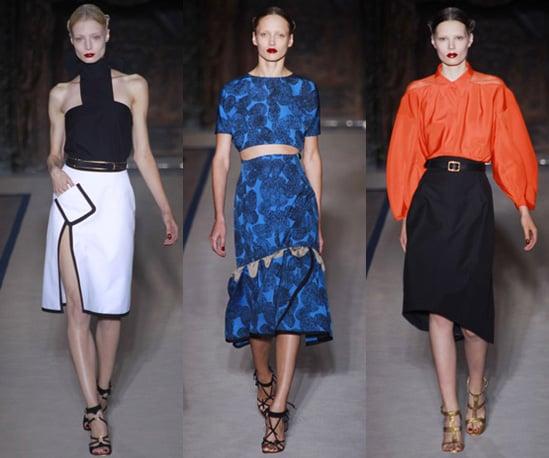 2011 Spring Paris Fashion Week: Yves Saint Laurent