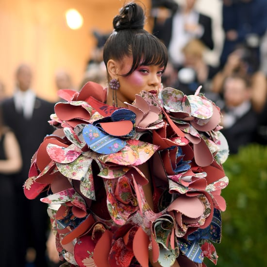 Rihanna at the Met Gala Pictures