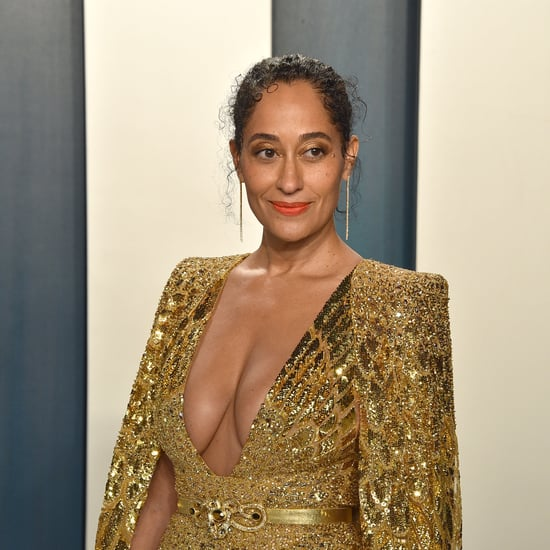 Tracee Ellis Ross Baby Hair Tutorial