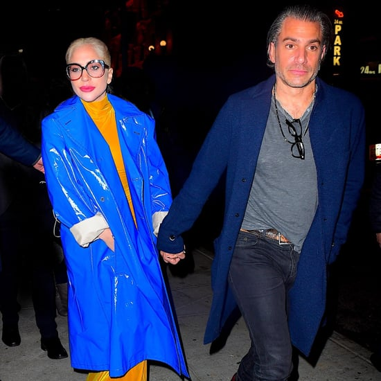 Lady Gaga and Christian Carino Out in NYC January 2018