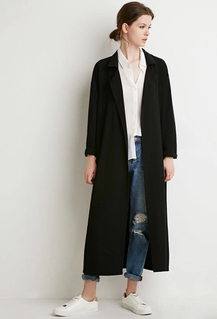Stylish Summer and Autumn Duster Coats