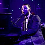 John Legend at Clive Davis's 2020 Pre-Grammy Gala in LA