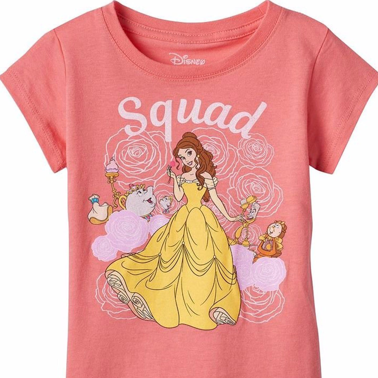 96d9f3a47 Gap babyGap Disney Baby Belle Print Sleep Set ($23, originally $30) |  Beauty and the Beast Kids' Clothes | POPSUGAR Family Photo 12
