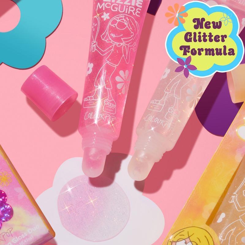 ColourPop x Lizzie McGuire Dear Diary Plumping Lip Gloss Duo