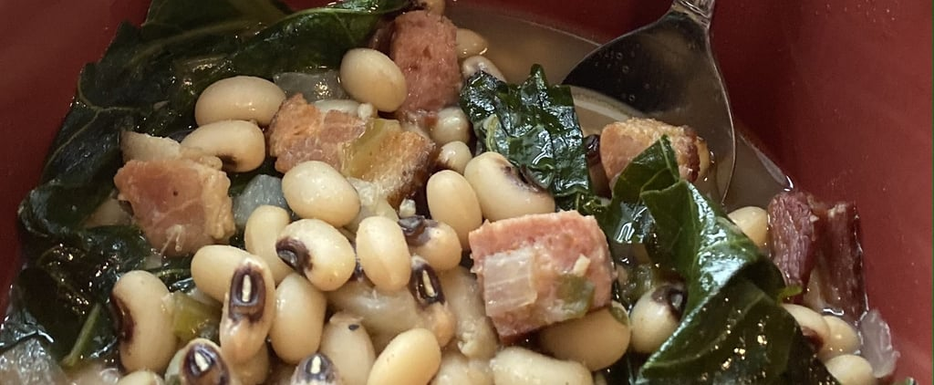 Southern-Style Black-Eyed Peas Recipe and Photos