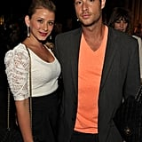 Lo Bosworth and Scott Hochstadt