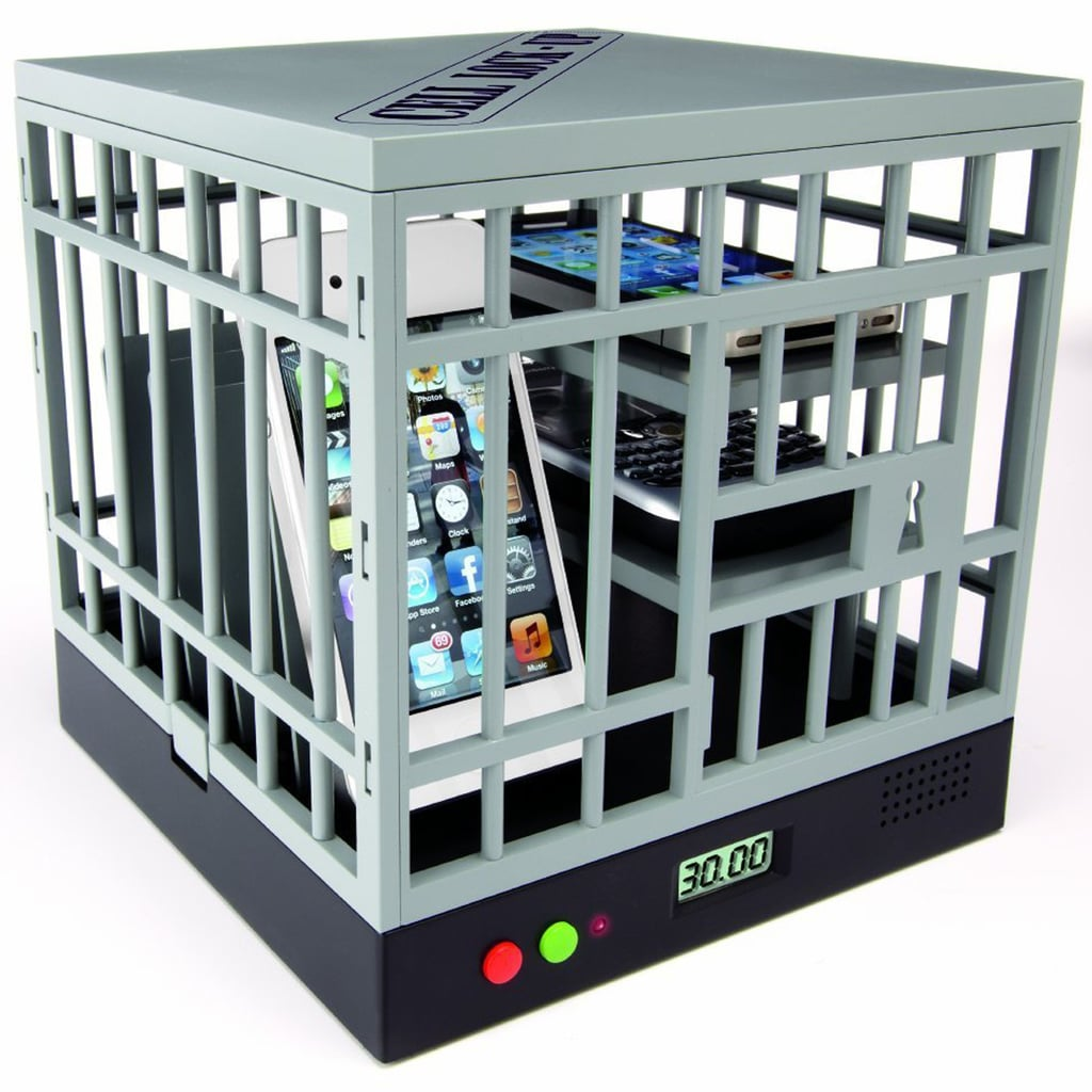 Cell Phone Prison Locker With Timer