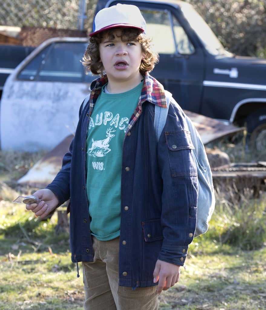 dustin from stranger things  pop culture costume ideas