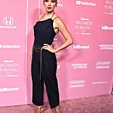 Taylor Swift at the 2019 Billboard Women in Music Event