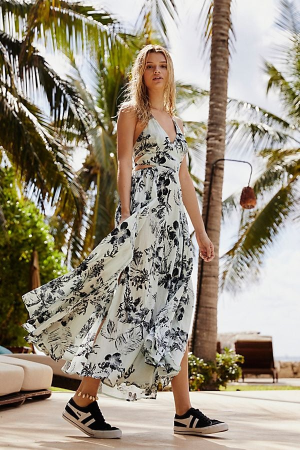 Best Maxi Dresses From Nordstrom 2019