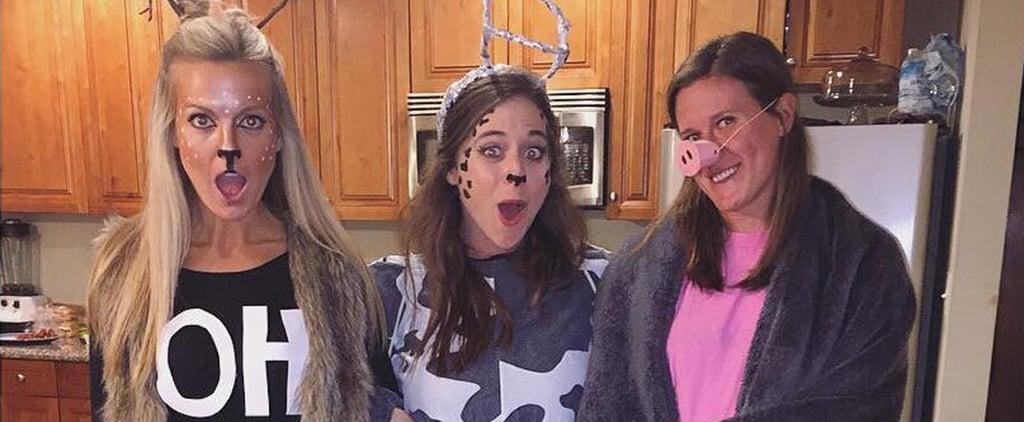 Pun Halloween Costumes