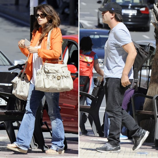 Penelope Cruz and Javier Bardem in Alicante | Pictures