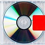 "On June 18, Kanye dropped his sixth studio album, Yeezus. The intense and ego-baring project featured provocative song titles, like ""I Am a God,"" and memorable lines, including ""hurry up with my damn croissant."" It debuted at number one on the Billboard charts."