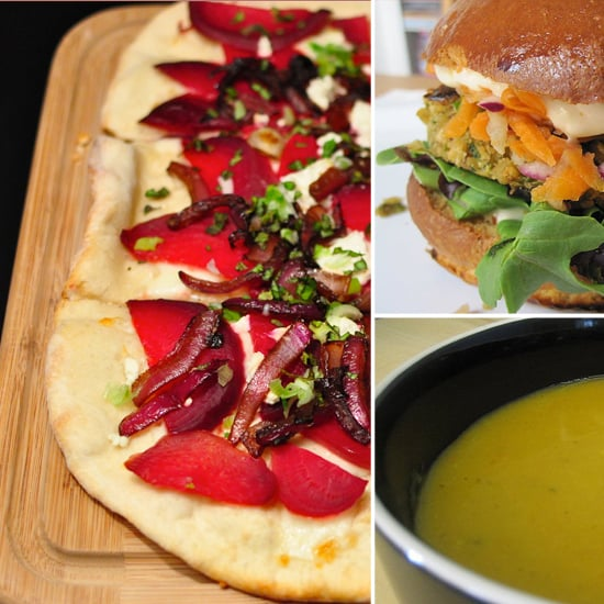 5 Vegetarian Meals For the Week Ahead