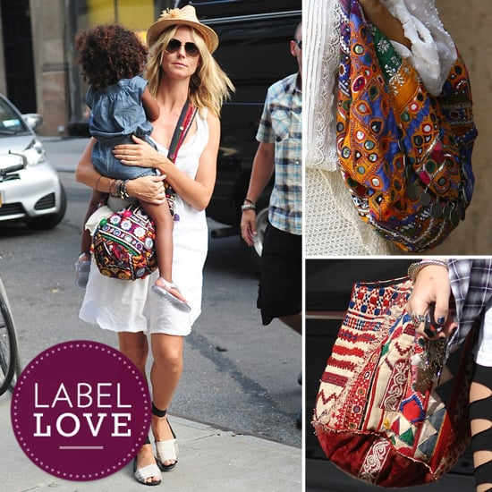 Celebrity Bag Obssession: Simone Camille's Embellished One of a Kinds