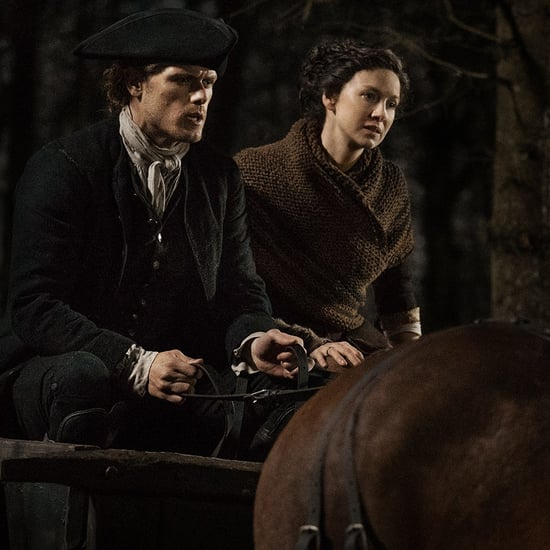 Why Does Claire Swallow Her Wedding Rings on Outlander?