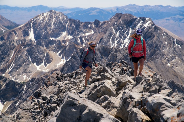 What Does A Professional Mountain Climber Eat Popsugar