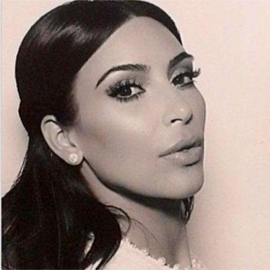 Pictures of Kim Kardashian Wedding Beauty, Hair and Makeup