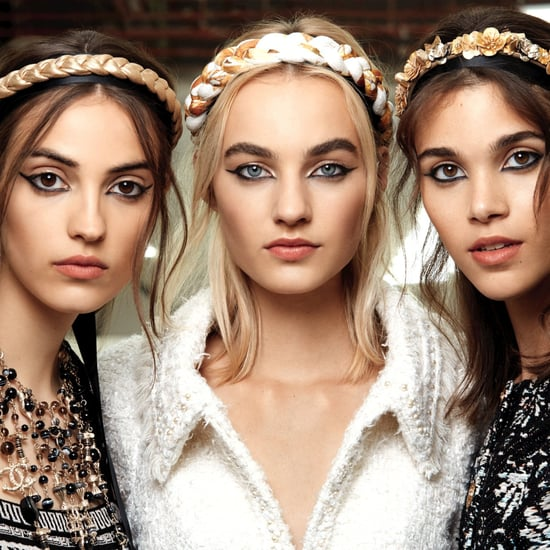 Chanel Cruise Collection 2017/18 Backstage Beauty Looks