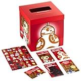 Star Wars Valentine Cards and Mailbox