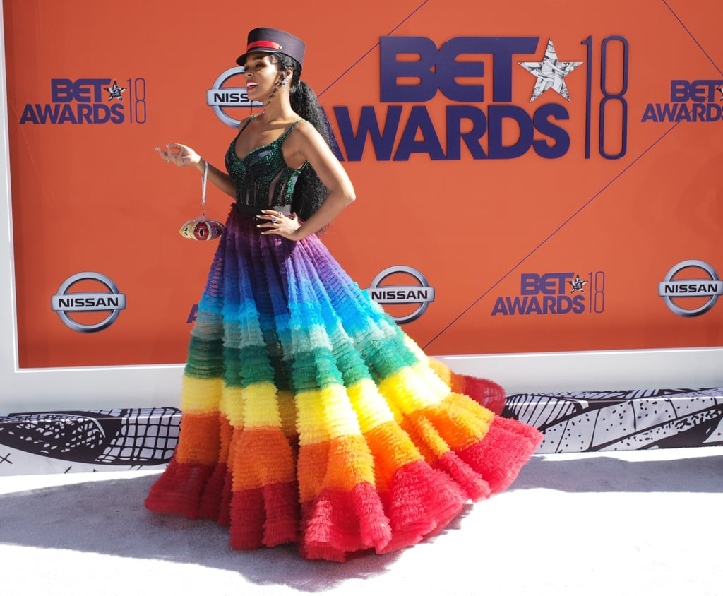 Image result for janelle monae rainbow