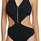 Profile by Gottex Cocktail Party Cutout One-Piece Swimsuit