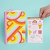 Museum of Ice Cream Notebook and Sticker Set