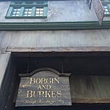 Check Out Borgin and Burkes