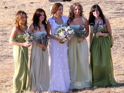 Rachel Bilson: Maid of Honor and Bridesmaid Dress Designer