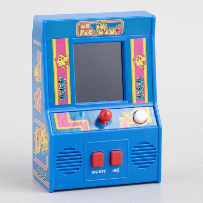 Ms. Pac Man Handheld Arcade Game  a2229181825a