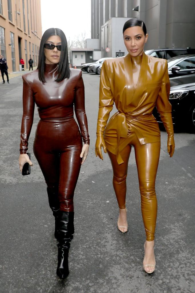 Kourtney-Kim-Kardashian-Wearing-Latex-Ba