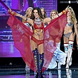 It Was Alessandra Ambrosio's Last Show