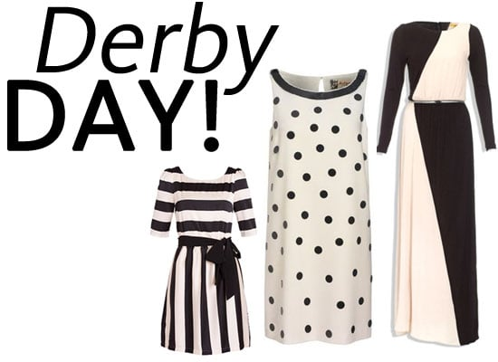 Shop our Derby Day Dress Edit: Top Ten Black and White Frocks Online from sass & bide, Tibi, Portmans,