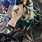 Max Mara Studio Fall 2012 Ad Campaign