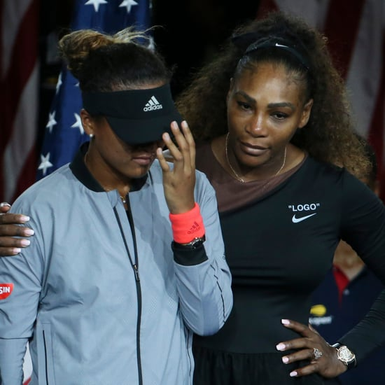 Serena Williams and Naomi Osaka 2018 US Open Match