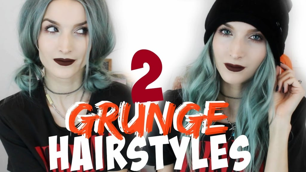 Grunge Hair Ideas Popsugar Beauty