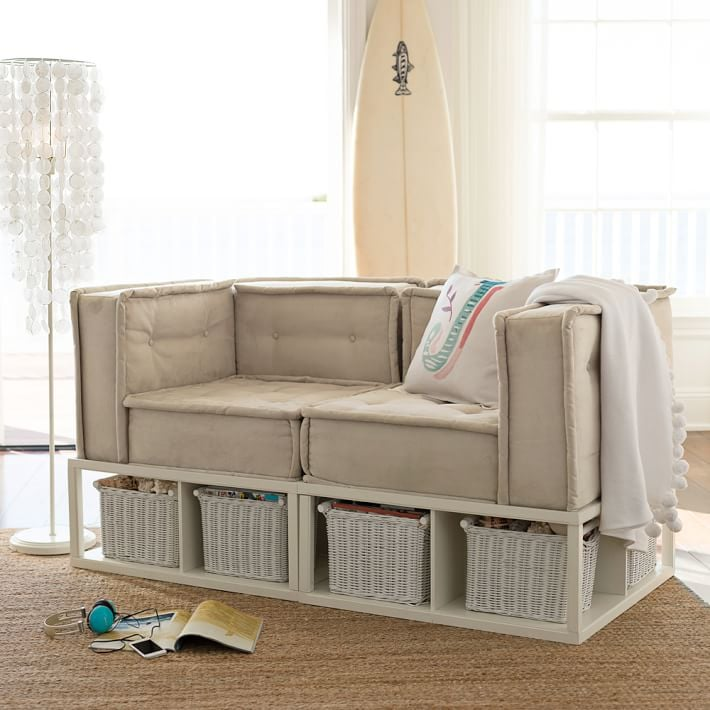 Lounger or Toy Storage