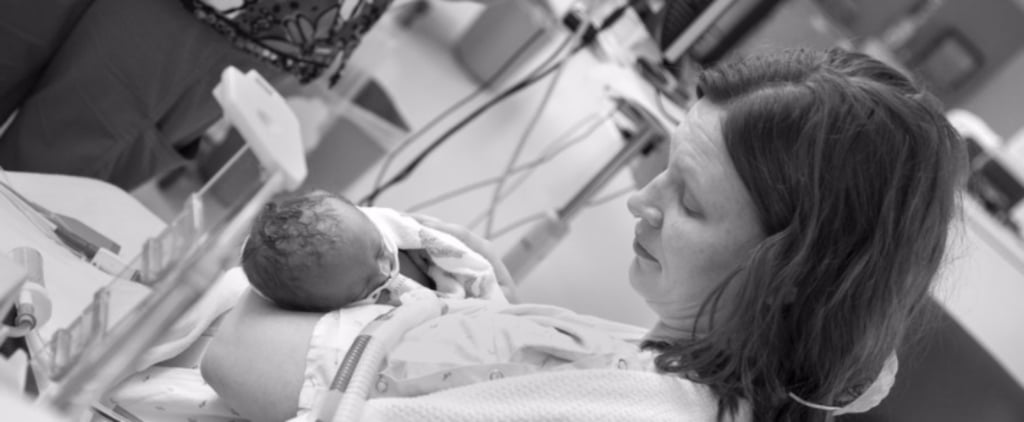 The Heartbreaking Photos That Capture a Tragic Birth Story