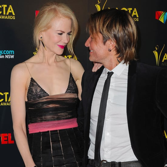 Nicole Kidman and Keith Urban at AACTA Awards 2017