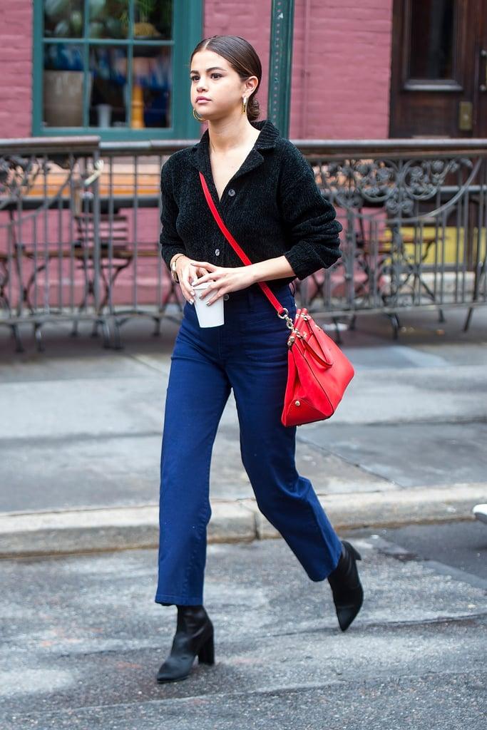 How to Wear Jeans: Selena Gomez