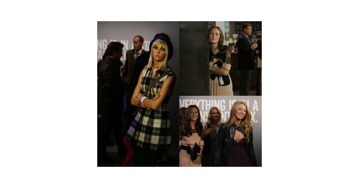 Gossip Girl Fashion Quiz Pret A Poor J Popsugar Fashion