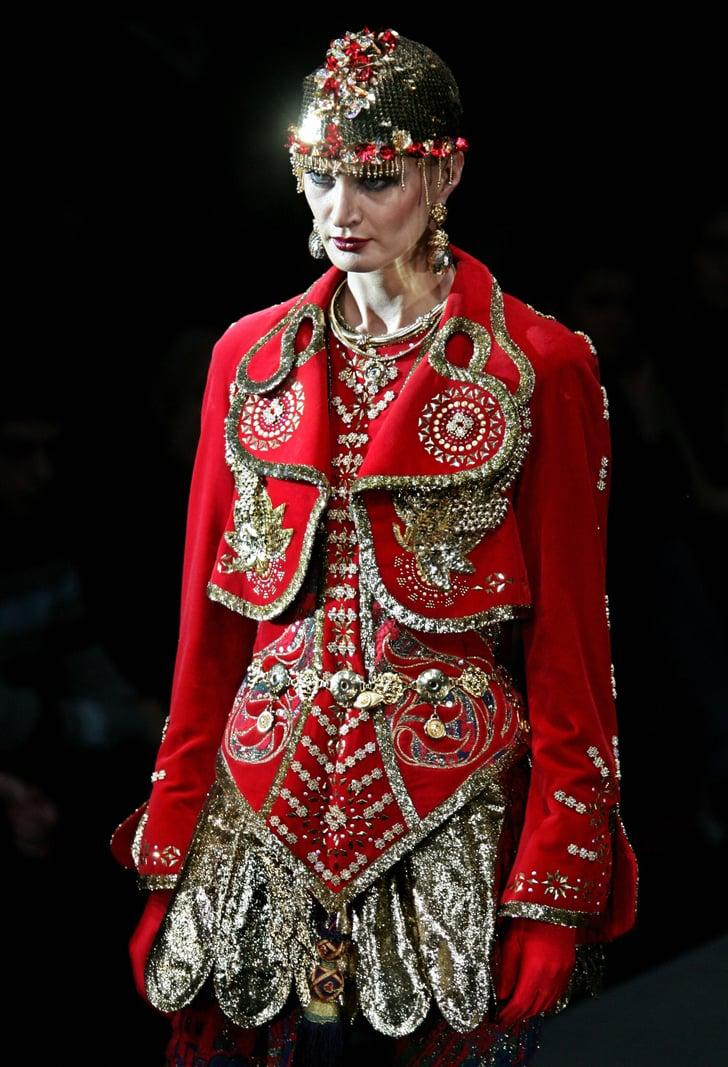Russia Fashion Week: Slava Zaitsev Fall 2009